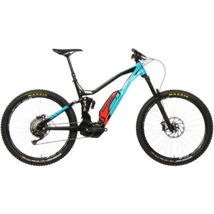 Vitus E-Sommet VR Suspension E-Bike - SLX 1x11