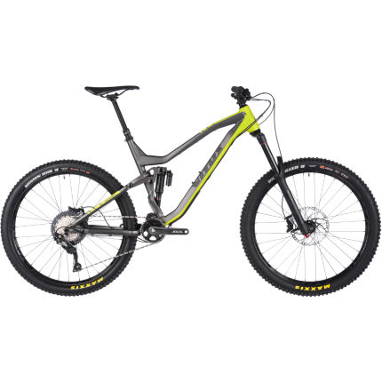 Vitus Sommet VR Suspension Bike - SLX 1x11