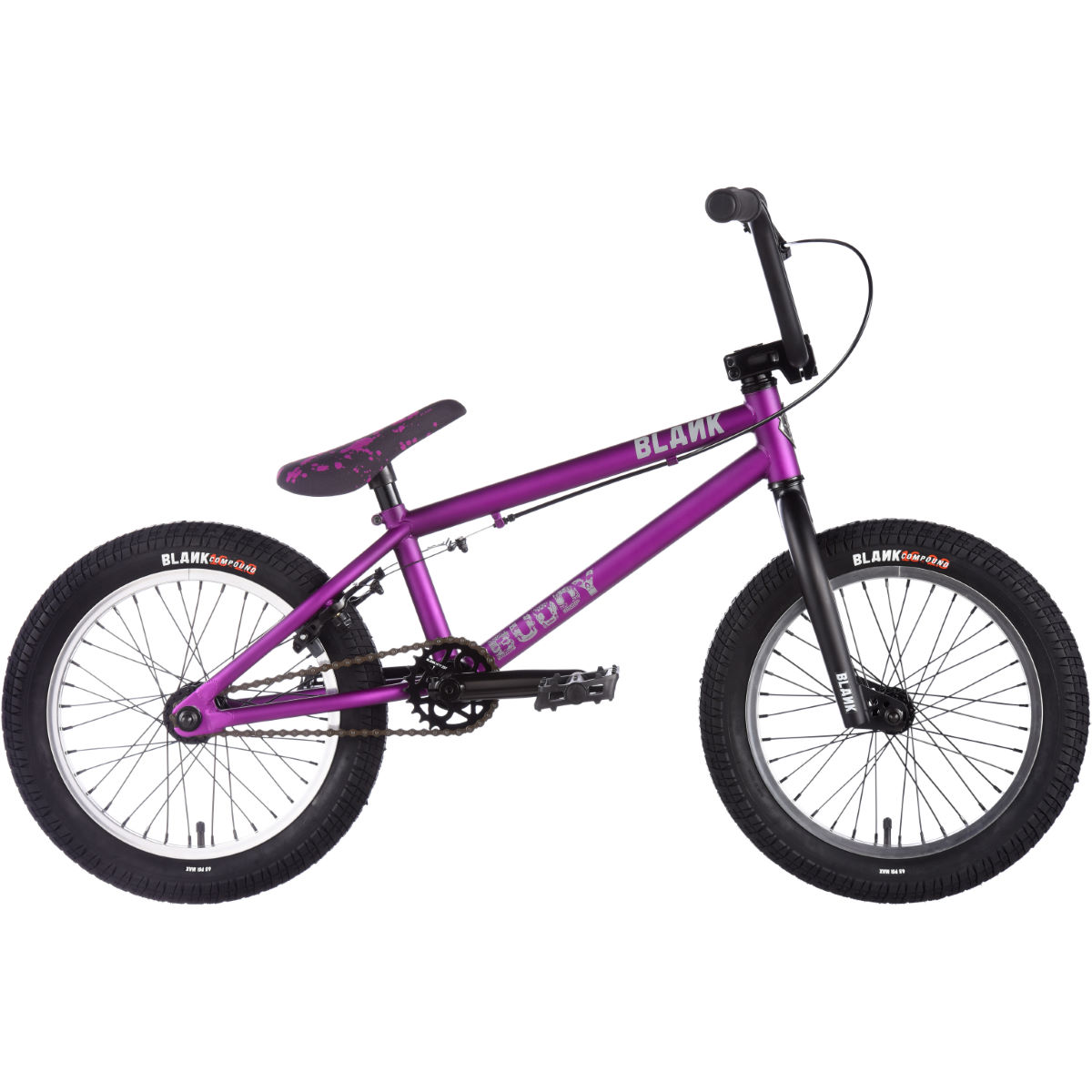 "Blank Buddy 16"" BMX Bike - Bicicletas de BMX Freestyle"