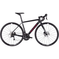 Vitus Venon CRW Disc Road Bike - 105 Black/Purple 54cm