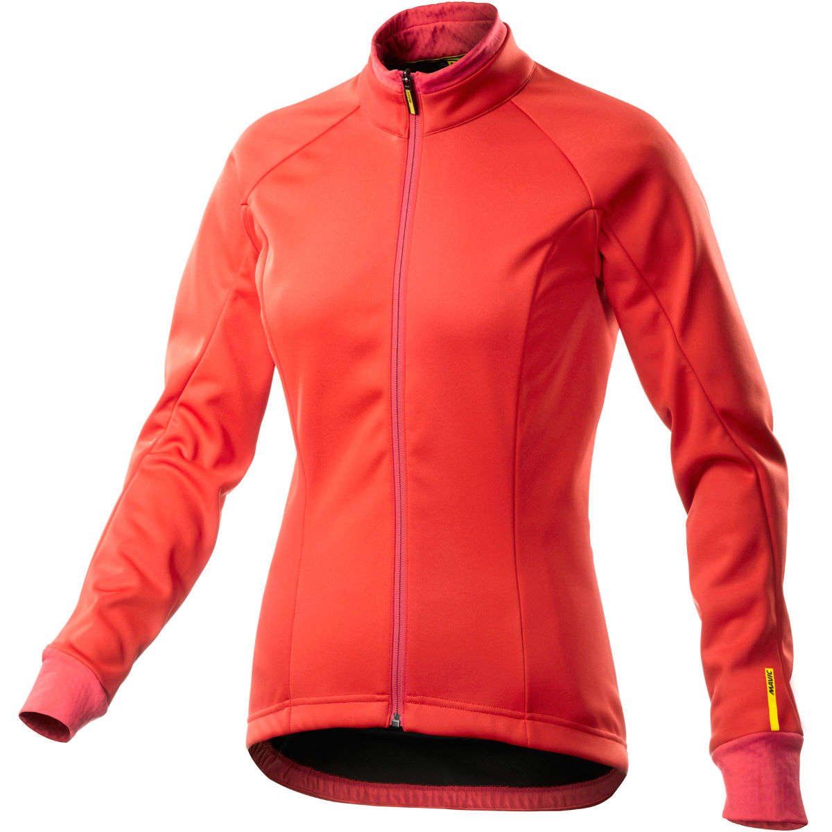 Veste Femme Mavic Aksium Thermo - S Racing Red  Coupe-vents vélo