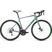 Cube Attain GTC Pro Disc Road  Bike (2017)