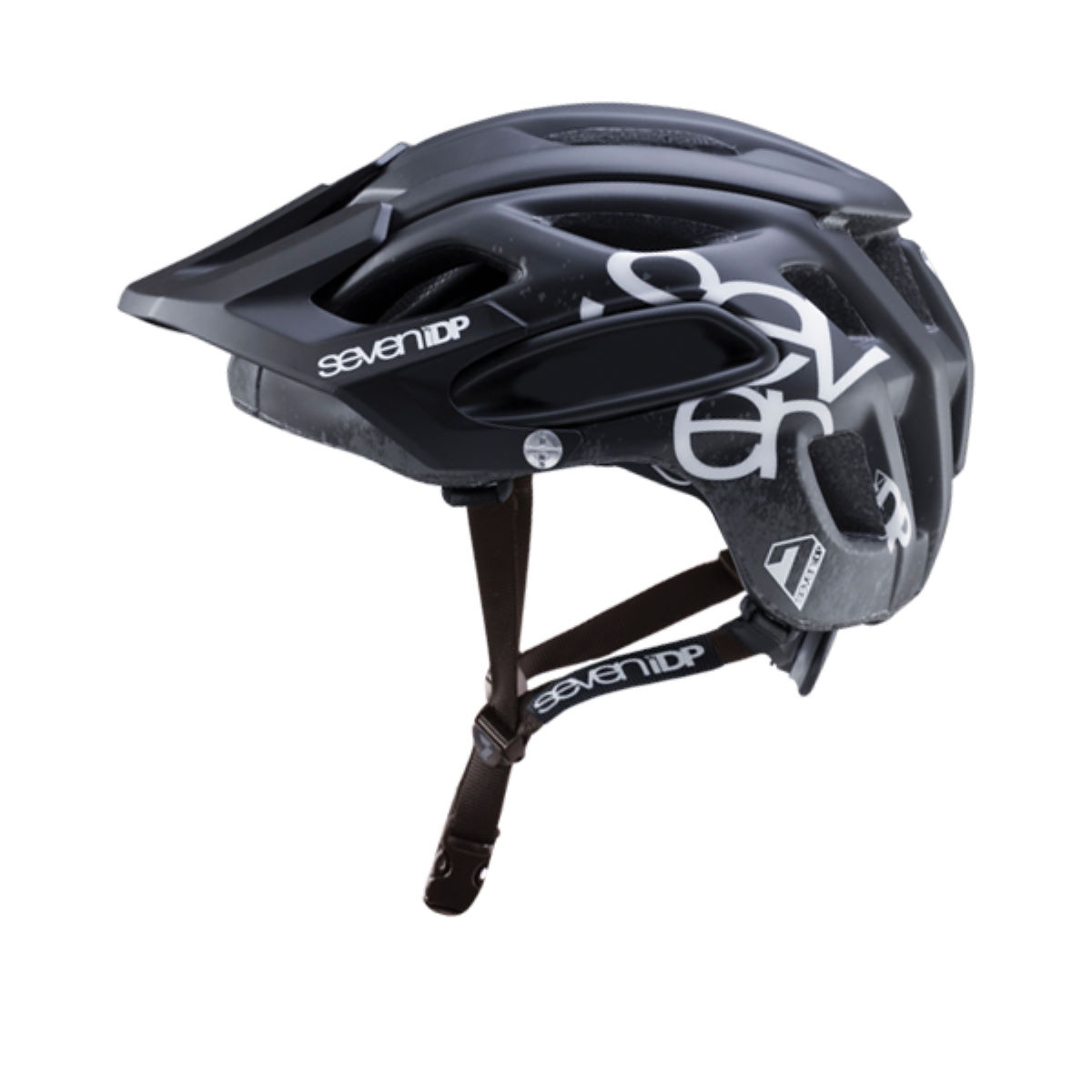 Casque 7 iDP M2 Gradient - XS/S Black - White Casques VTT