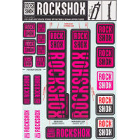 picture of RockShox Decal Kit 30 - 32mm