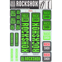 picture of RockShox Decal Kit 35mm