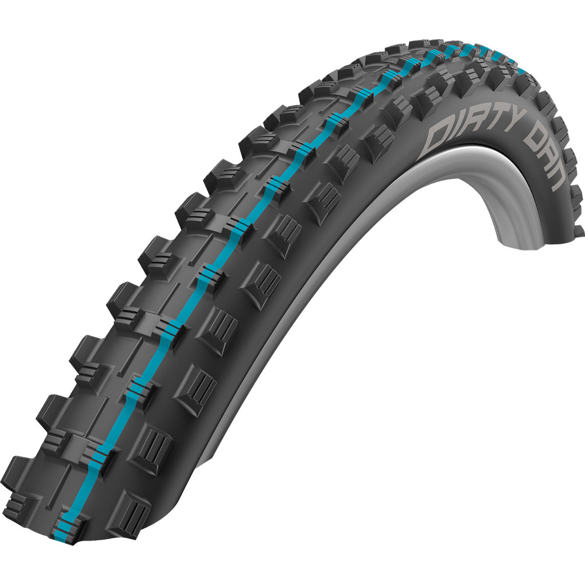 Pneu VTT Schwalbe Dirty Dan Addix LiteSkin - 2.0'' Folding Bead Pneus