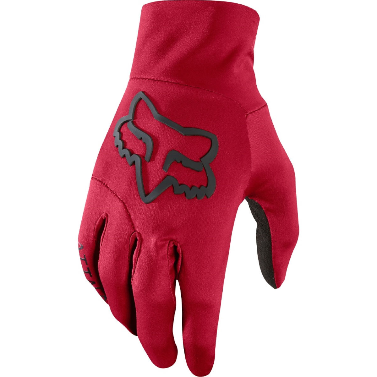 Gants Fox Racing Attack Water - S Dark Red Gants