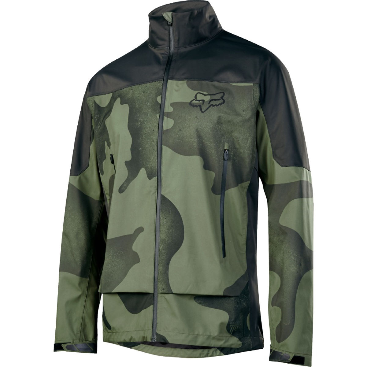 Chaqueta Fox Racing Attack Water - Impermeables - ciclismo