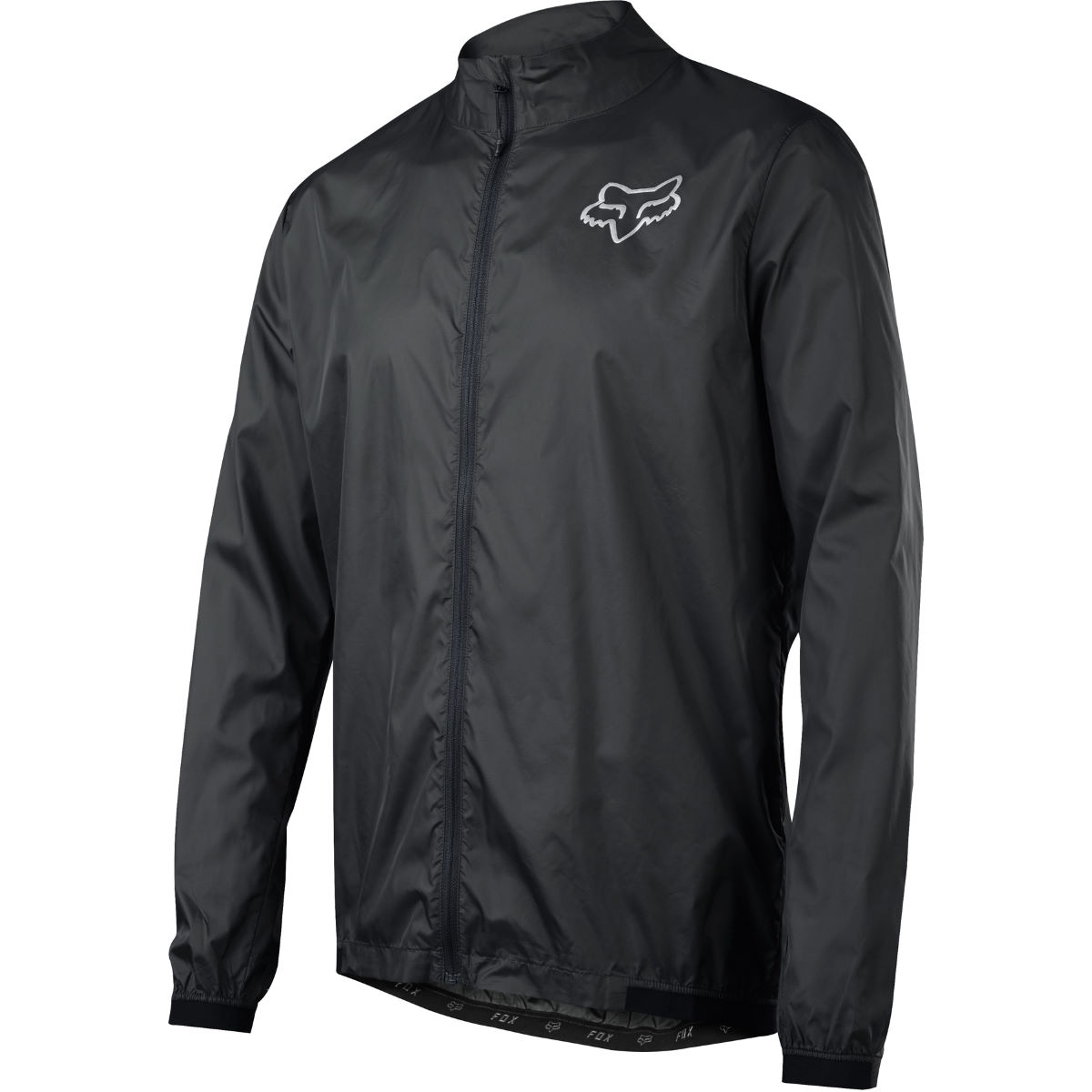 Fox Racing Attack Wind Jacket - L Black | Cycling Windproof Jackets