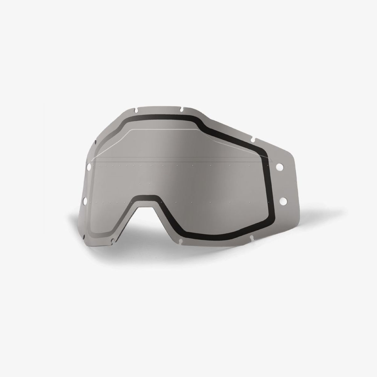 100% Accuri Forecast Replacement Duel Lens - Máscaras de ciclismo