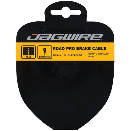 Jagwire Pro Slick Polished Inner Brake Cable