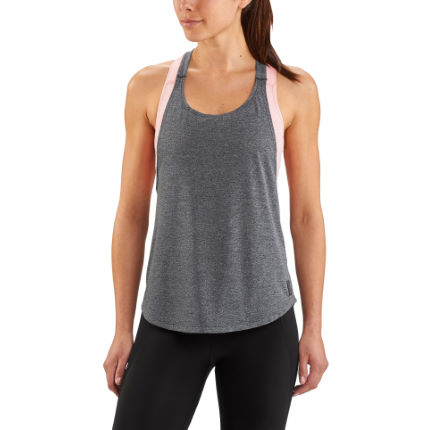 SKINS Womens Remote T-Bar Tank Top