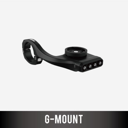 GUEE G-Mount 4 Nichia LED CNC Light and Mount