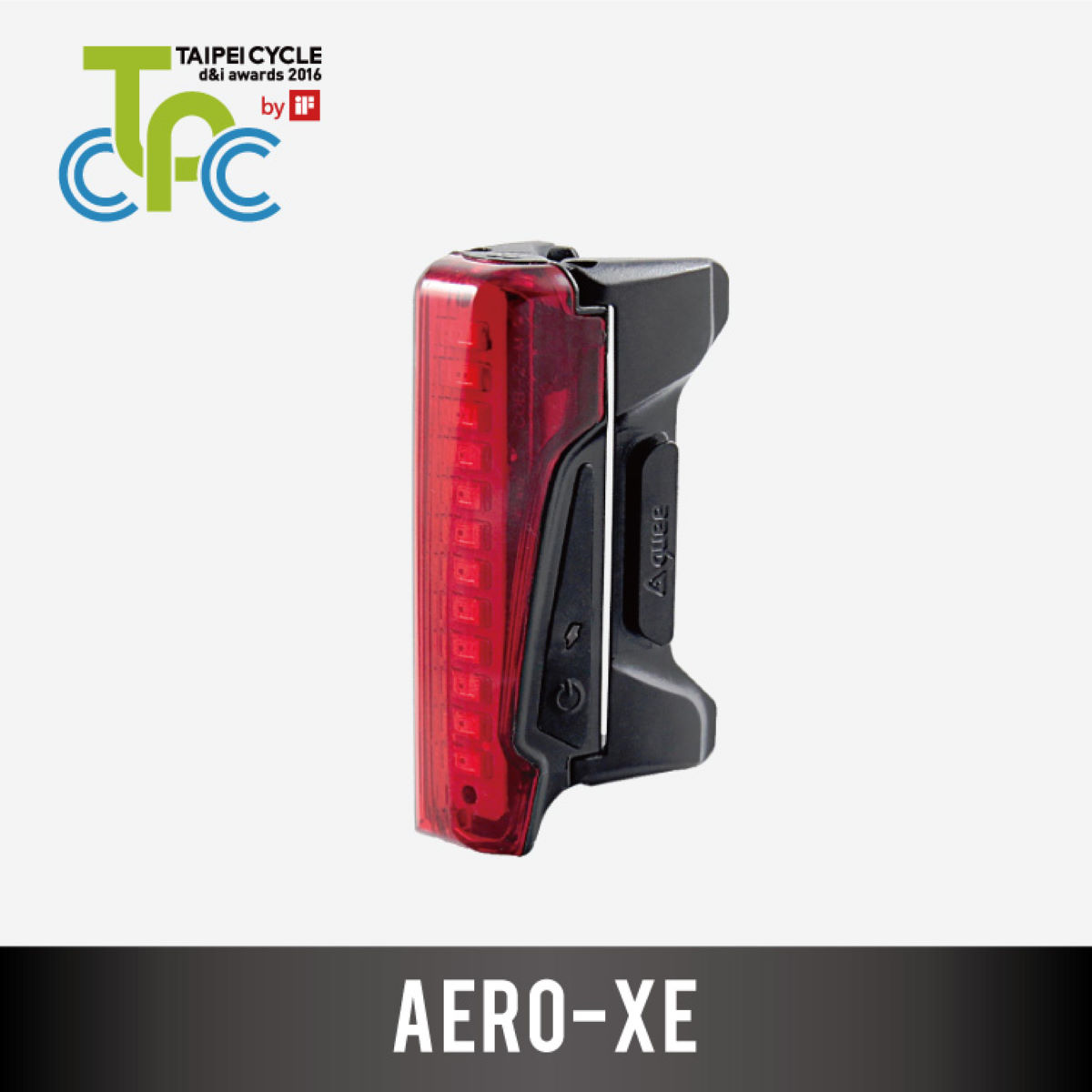 GUEE Aero-Xe Tail light - Luces traseras