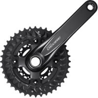 Shimano Deore M6000 10 speed triple crankstel