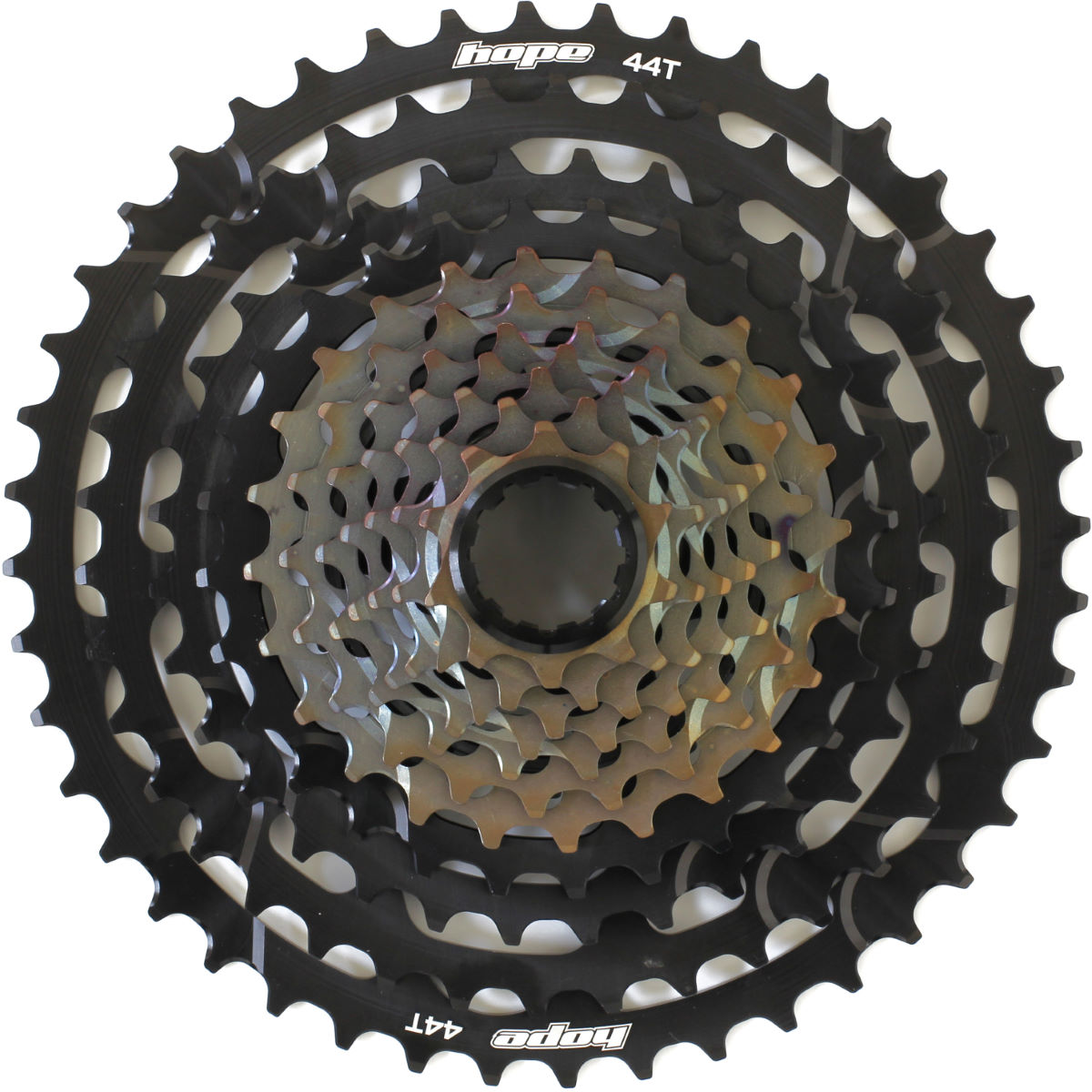 Cassette Hope (11 vitesses, 10-48 dents) - 10-48t 11 Speed Noir