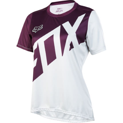 Fox Racing Womens Ripley Short Sleeve MTB Jersey