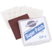 Kit de réparation anticrevaison Park Tools Super Patch