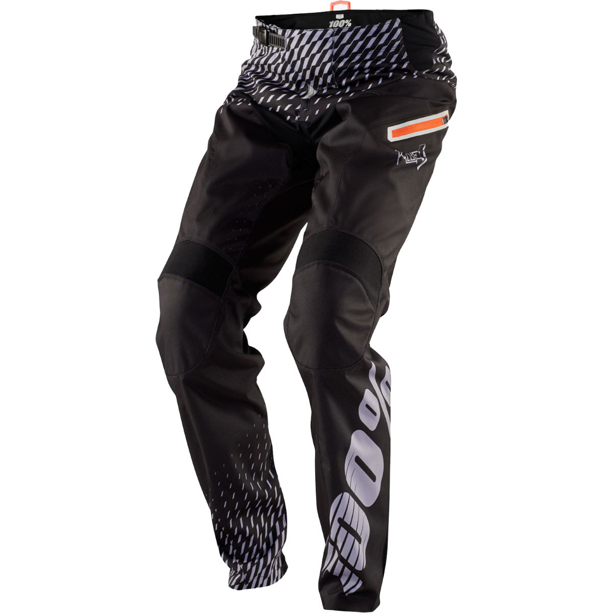 Pantalon Enfant 100% R-Core Supra DH - 26 Black - Grey