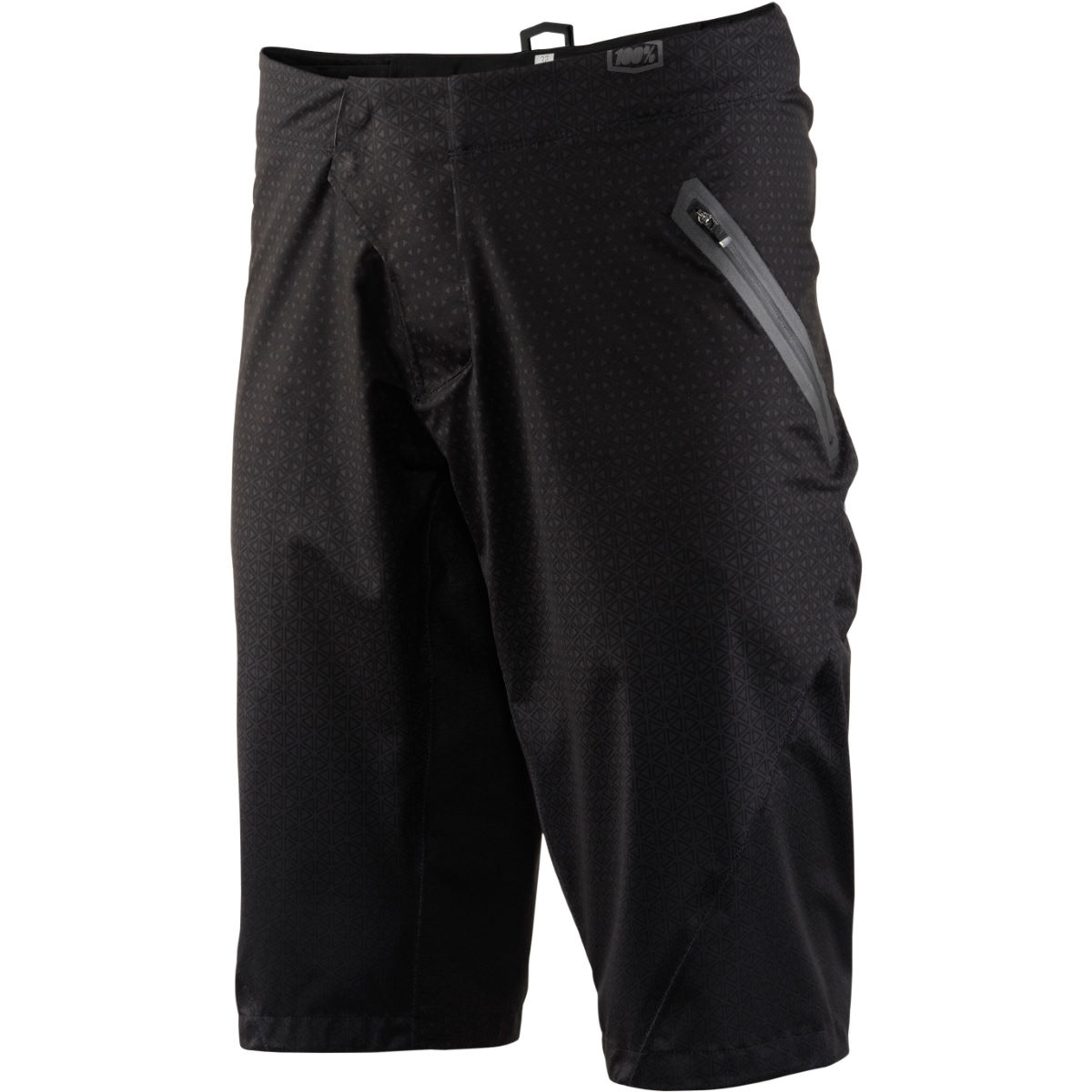 Short 100% Hydromatic - 36 Black Fade Shorts amples