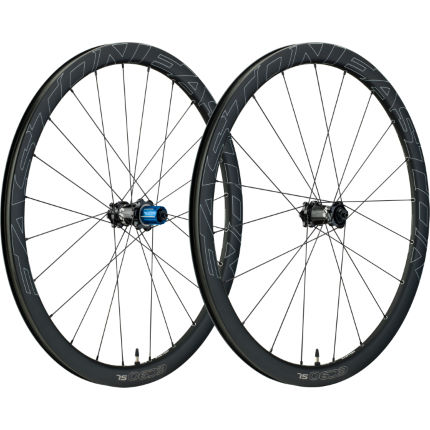 Set di ruote bici da corsa Easton EC90 SL (clincher, freni a disco)