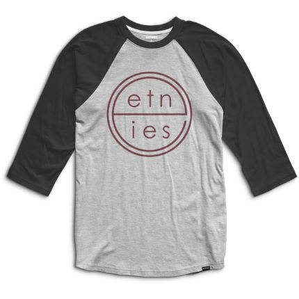 Etnies United Raglan 3/4 Sleeve