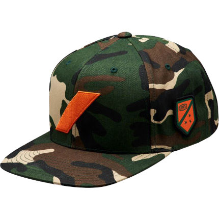 100% Strikeforce Snapback Cap