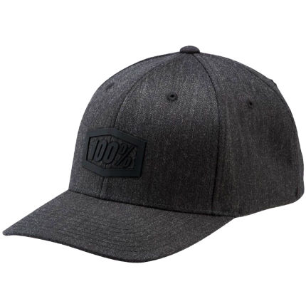 100% Trek FlexFit Cap