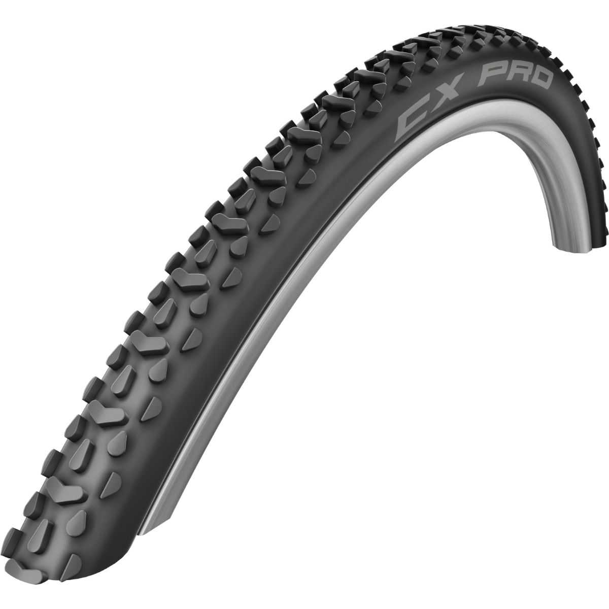 Pneu de cyclo-cross Schwalbe CX Pro - 26' 1.35' Wire Bead Noir