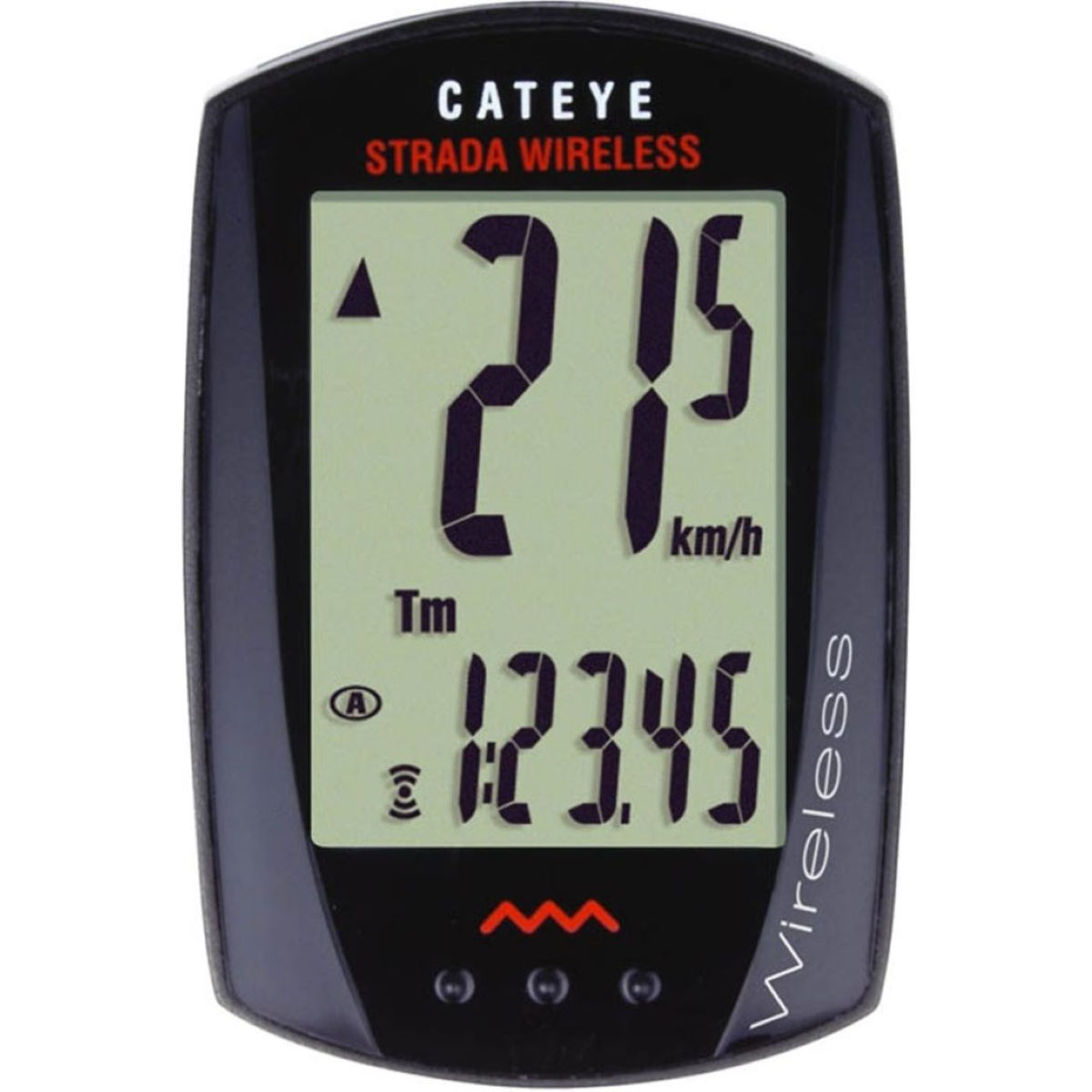 Cateye Strada Wireless 8 Function - RD300W - Cuentakilómetros
