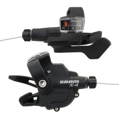 sram-x4-8-speed-trigger-shifter-set-schalthebel