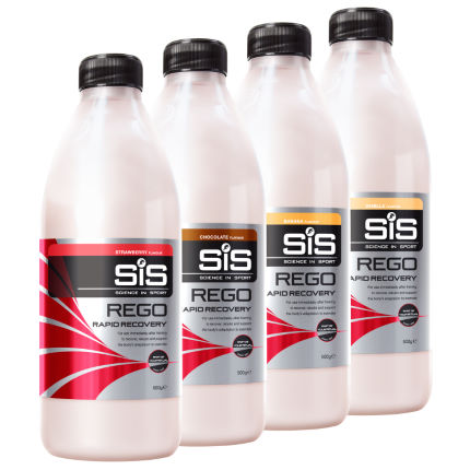 Science in Sport Rego Rapid Recovery Drink Mix  500g
