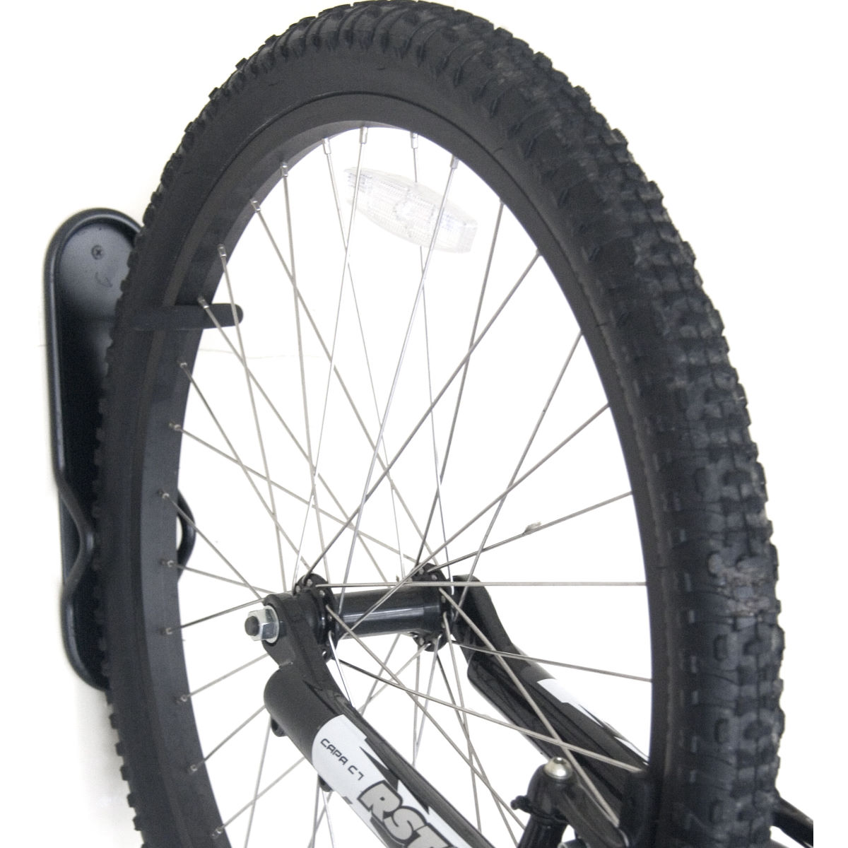 Gear Up Off-the-Wall Single Vertical Rack - Soportes para bicicleta