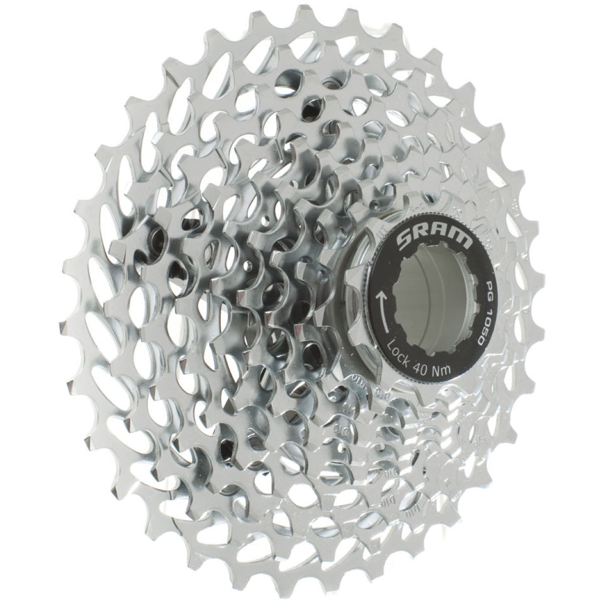 Cassette de route SRAM PG1050 (10 vitesses) - 11-23t 10 Speed