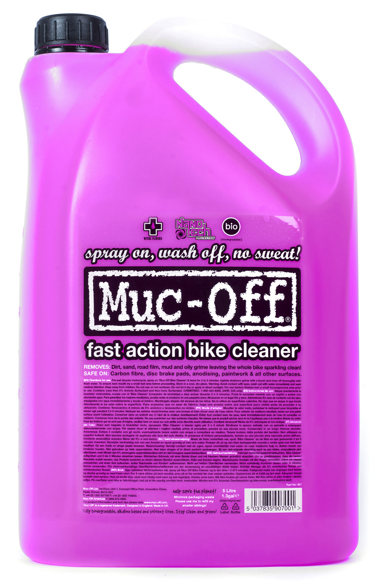 Muc-Off | Chain Reaction Cycles