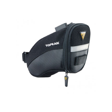 Topeak Aero Wedge (clip-on) klein zadeltasje