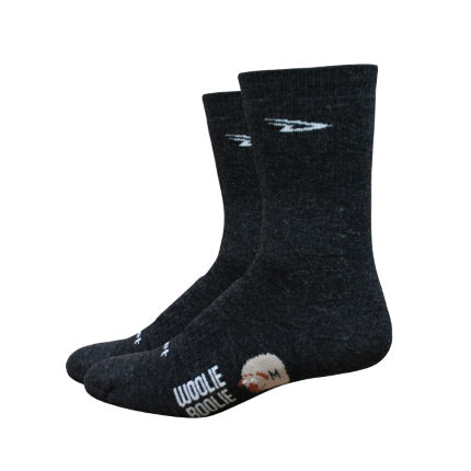 Chaussettes DeFeet Woolie Boolie 2 (10 cm environ)