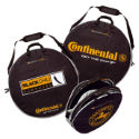 Continental Double Padded Wheelbag Black One Size MTB Compatib