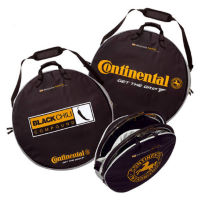 Continental - Double Padded Wheelbag Black One Size MTB Compatib