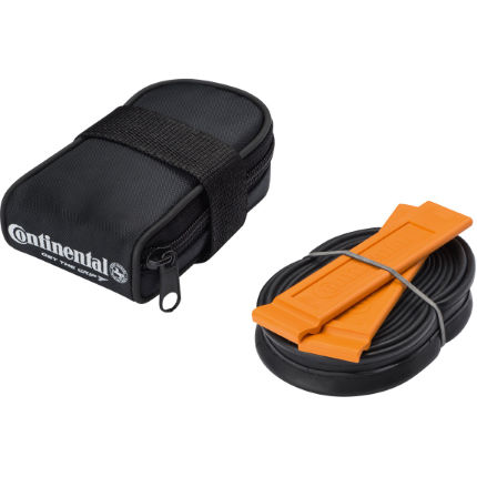 Continental Saddle Bag with Inner Tube and Levers 2013