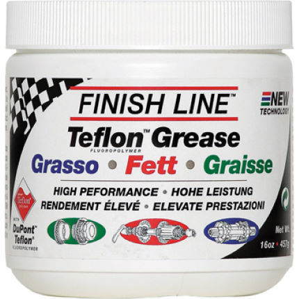 Finish Line Teflon Grease 455g Tub