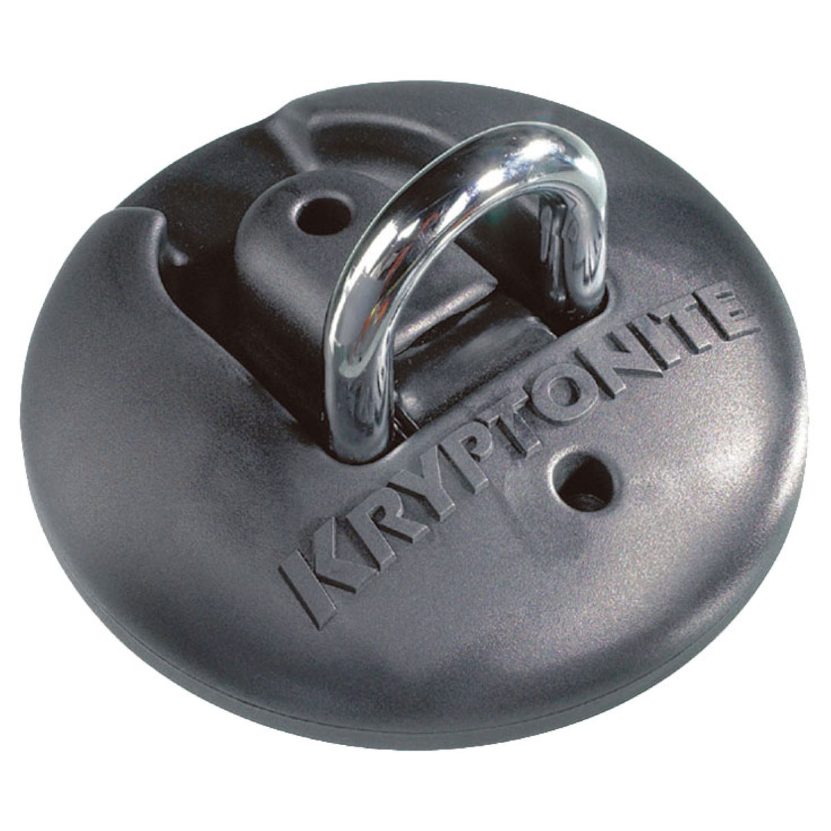 Ancre de fixation sol Kryptonite Stronghold Surface - Noir Ancrage