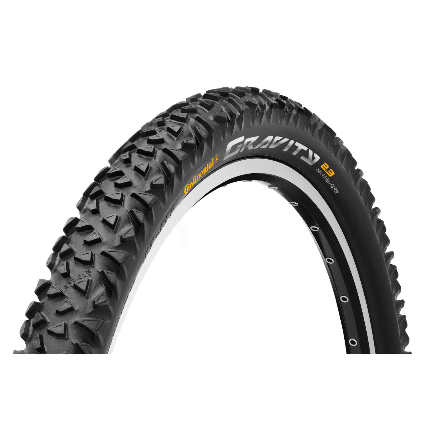 Wiggle Continental Gravity Mountain Bike Tyre Mtb Off Road Tyres