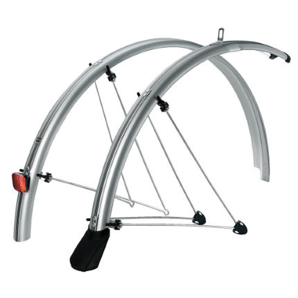 SKS Chromoplastic Road Mudguard Set