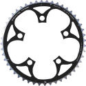 TA 110 PCD Zephyr Outer Road Chainring 40-49T