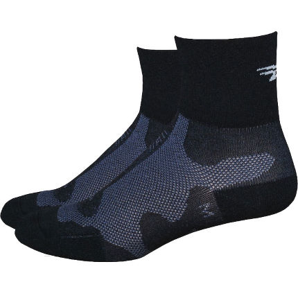 DeFeet Levitator D-Logo Cycling Socks
