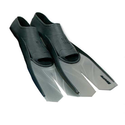 TYR SplitFin Training Fin (XX-Large) not used