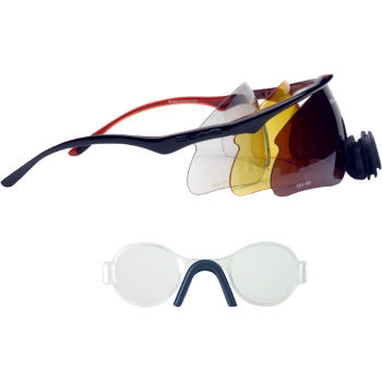 Bloc Stealth Sunglasses with Prescription Ready Insert