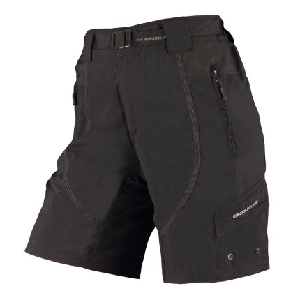 Endura Hummvee Ladies Baggy Shorts with Liner