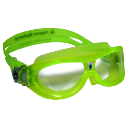 Aqua Sphere Seal Kids Mask with Clear Lens AW13